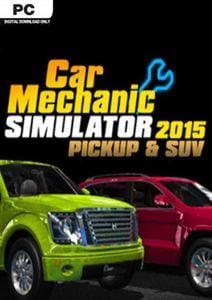 Car Mechanic Simulator 2015  PickUp & SUV PC