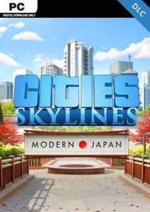 Cities: Skylines - Content Creator Pack Modern Japan PC