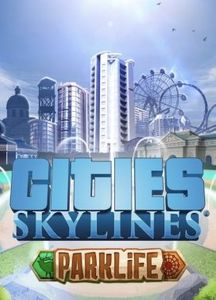 Cities Skylines PC - Parklife DLC