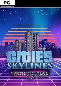 Cities Skylines PC - Synthetic Dawn Radio DLC