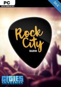 Cities Skylines - Rock City Radio DLC