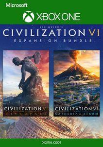 Civilization VI  Expansion Bundle Xbox One (UK)