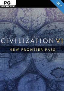 Sid Meier's: Civilization VI - New Frontier Pass PC - DLC (EMEA)