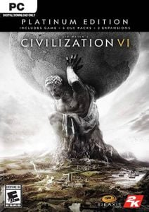 Sid Meier's Civilization VI 6: Platinum Edition PC (EU)