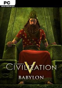 Civilization V  Babylon (Nebuchadnezzar II) PC