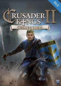 Crusader Kings II 2 PC Collection DLC