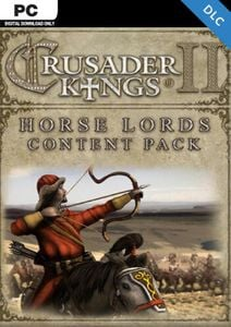 Crusader Kings 2 - Horse Lords Content Pack PC - DLC