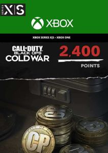 Call of Duty: Black Ops Cold War - 2400 Points Xbox One/ Xbox Series X|S