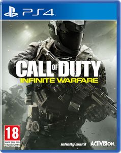 Call of Duty (COD) Infinite Warfare PS4 - Digital Code