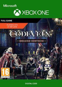 Code Vein: Deluxe Edtion Xbox One