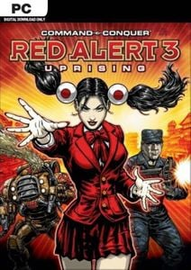 Command & Conquer Red Alert 3: Uprising PC