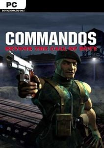 Commandos Beyond the Call of Duty PC