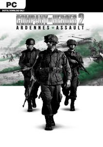Company of Heroes 2 + Ardennes Assault PC (EU)