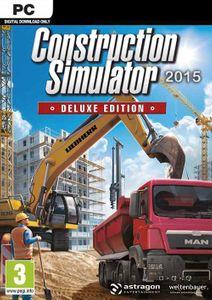 Construction Simulator 2015 Deluxe Edition PC