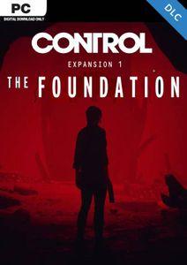 Control PC: The Foundation - Expansion 1 DLC