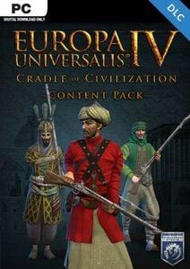 Europa Universalis IV Cradle of Civilization Content Pack PC - DLC