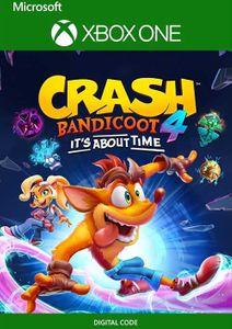 Crash Bandicoot 4: It's About Time Xbox One (UK)