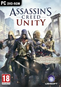 Assassin's Creed Unity PC - The Chemical Revolution DLC