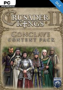 Crusader Kings II: Conclave PC - DLC