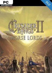 Crusader Kings II: Horse Lords PC - DLC