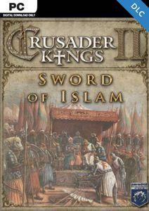 Crusader Kings II: Sword of Islam PC - DLC