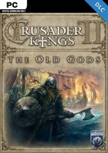 Crusader Kings II: The Old Gods PC - DLC