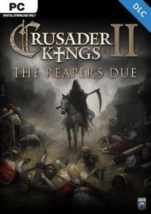 Crusader Kings II: The Reaper's Due PC - DLC