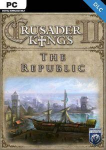 Crusader Kings II: The Republic PC - DLC