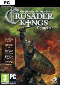 Crusader Kings: Complete PC