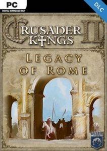 Crusader Kings II: Legacy of Rome PC - DLC