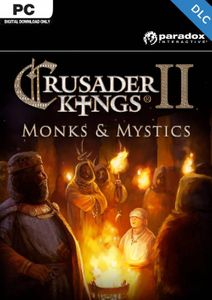 Crusader Kings II: Monks and Mystics PC - DLC