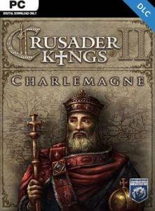 Crusader Kings II: Charlemagne PC - DLC