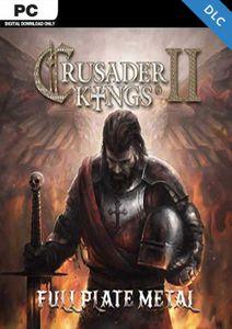 Crusader Kings 2 Full Plate Metal PC - DLC (EU)