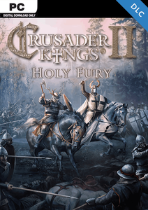 Crusader Kings II 2 PC: Holy Fury Expansion