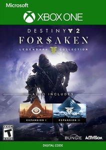 Destiny 2 Forsaken - Legendary Collection Xbox One