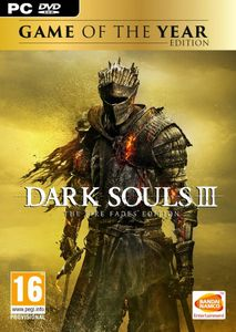 Dark Souls III 3 - The Fire Fades Edition (GOTY) PC