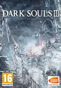 Dark Souls III 3 PC - Ashes of Ariandel DLC