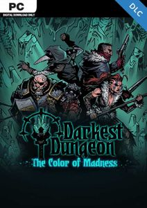 Darkest Dungeon: The Color Of Madness PC - DLC