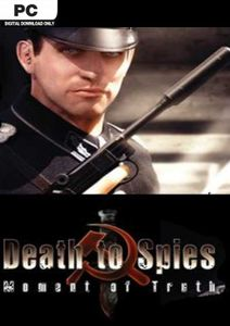 Death to Spies Moment of Truth PC