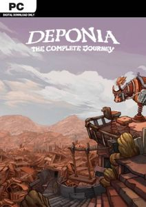 Deponia The Complete Journey PC