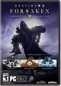 Destiny 2 Forsaken - Legendary Collection PC (EU)