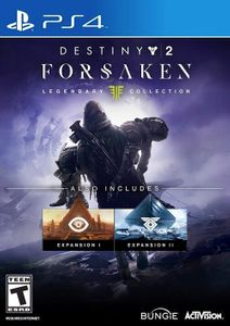 Destiny 2 Forsaken - Legendary Collection PS4 (EU)