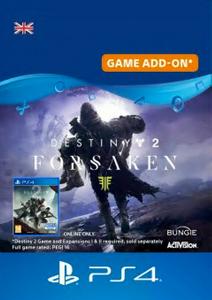 Destiny 2: Forsaken DLC PS4