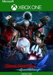 Devil May Cry 4 Special Edition Xbox One (UK)
