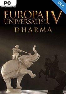 Europa Universalis IV 4 PC Inc. Dharma