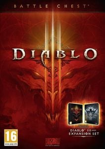 Diablo III 3 Battle Chest PC