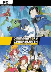 Digimon Story Cyber Sleuth: Complete Edition PC