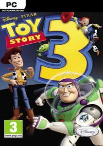 Disney•Pixar Toy Story 3: The Video Game PC