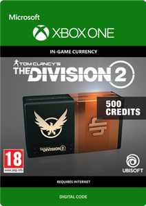 Tom Clancy's The Division 2 500 Credits Xbox One