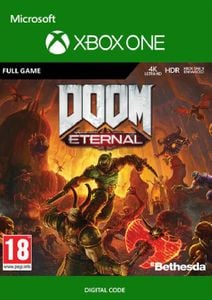 DOOM Eternal Xbox One (UK)